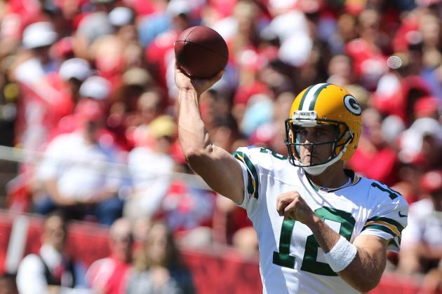 49ers vs. Packers: TV Info, Spread, Injury Updates, Game Time and More