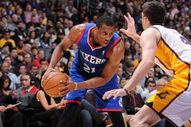 Is Thaddeus Young Part of Sixers' Future, or Is He Trade Bait?