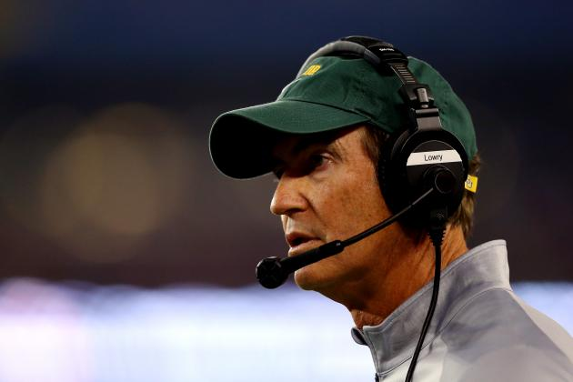 Speculation Over: Art Briles Speaks for Himself, Says He's Staying at Baylor