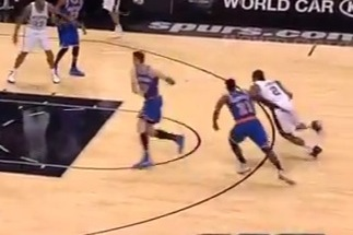 Knicks' Bargnani Looks Lost on D