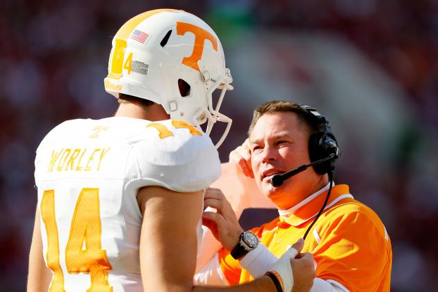 New Year's Resolutions for UT's Football Team