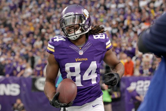 Cordarrelle Patterson Makes Pro-Bowl