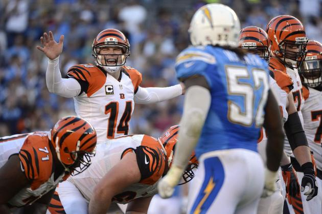Chargers vs. Bengals: Full Preview and Prediction for AFC Wild Card Showdown