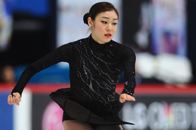 Yuna Kim Says Her Focus Is to 'Enjoy' Sochi, Not Win a Medal