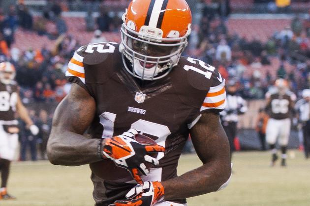 5 Browns Named to AP All-Pro 1st & 2nd Teams