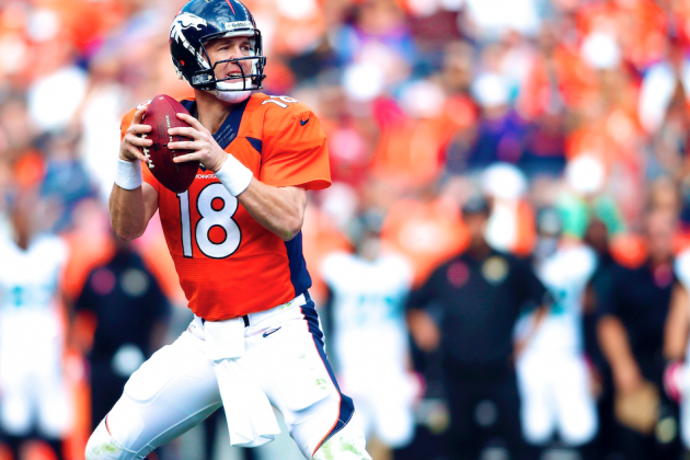 Peyton Manning, Jamaal Charles Headline Associated Press All-Pro Team