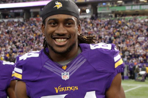 Vikings' Cordarrelle Patterson Named to Pro Bowl, All-Pro Team