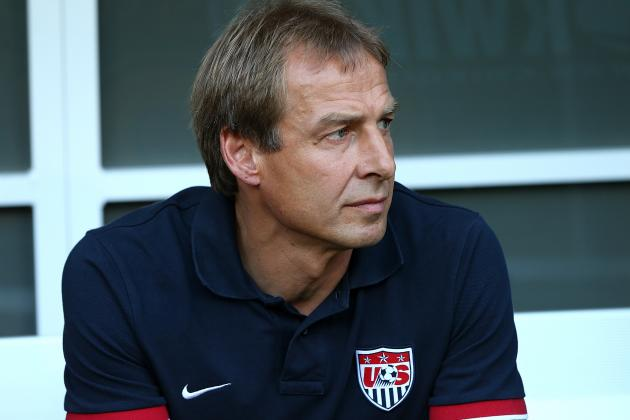 WATCH: Jurgen Klinsmann Breaks Down USMNT's January Roster(VIDEO)