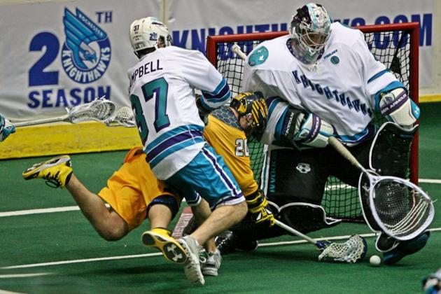 National Lacrosse League's Top 10 Plays of Week 1