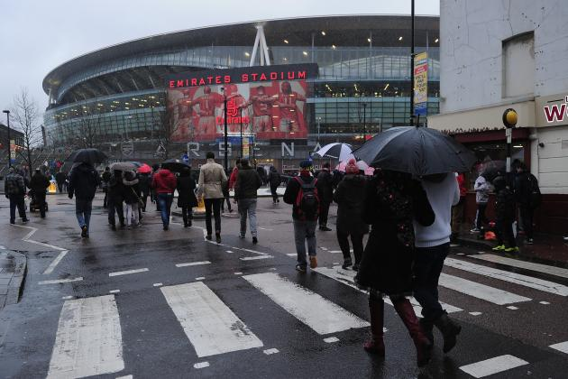 Arsenal: Do Preparations for FA Cup Third Round Bring Cause for Concern?