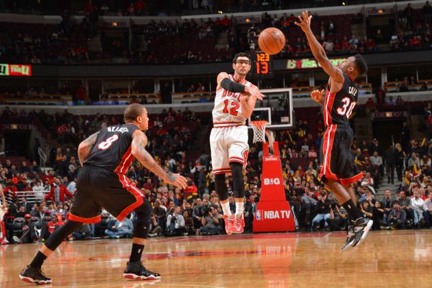 Will Kirk Hinrich Be Part of Chicago Bulls' Future?