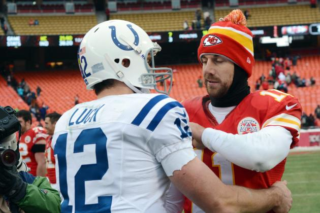 Colts, Bengals, Chiefs: Who's the Best & Worst Matchup for Patriots in Playoffs?