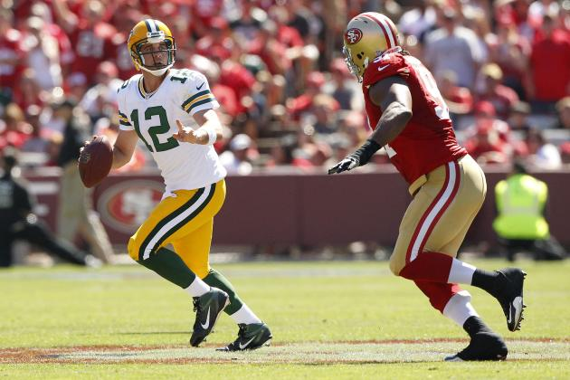 San Francisco 49ers vs. Green Bay Packers: Previewing NFC Wild Card Matchup