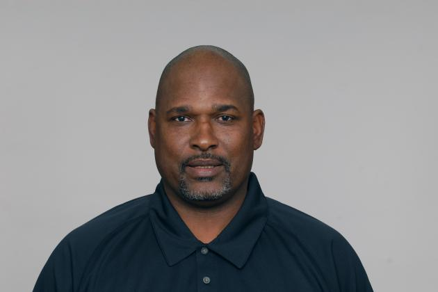 Ravens Fire RB Coach Montgomery