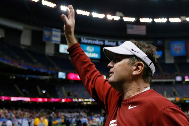 Stoops Hints at Possibly Joining Browns