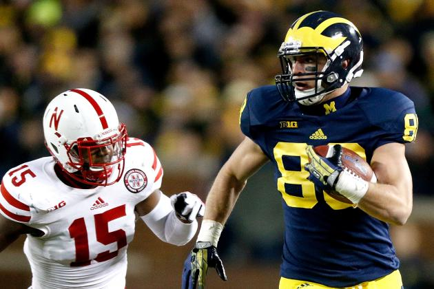 Why Shane Morris and Derrick Green Weren't Michigan's Top Freshmen in 2013
