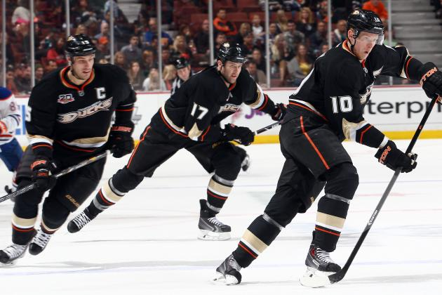 Are the Anaheim Ducks the Best NHL Team in California?