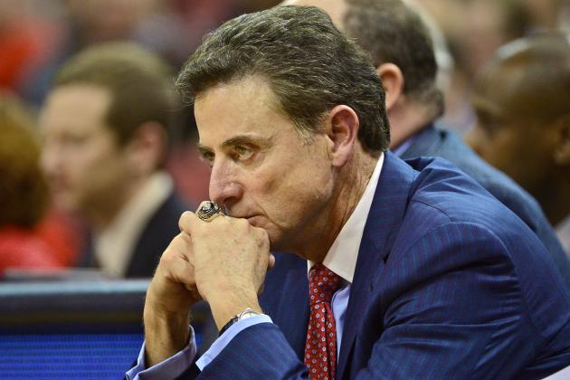 Louisville Basketball: What's the Matter with the Defending Champs?