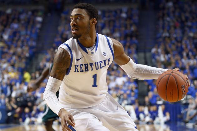 Kentucky Basketball Freshman James Young Says Focus Is Helping Wildcats