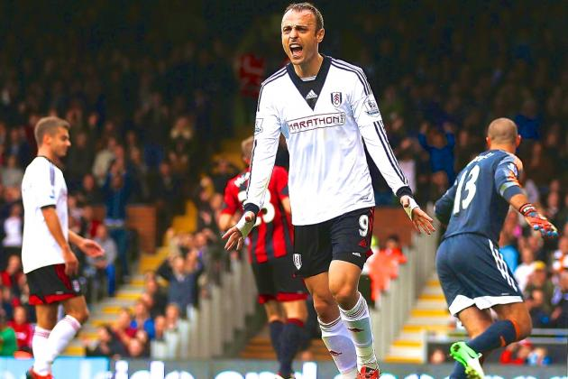 Why Arsene Wenger Is Unlikely to Bring Dimitar Berbatov to Arsenal
