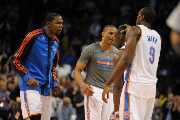 OKC Thunder Must Evolve, Not Just Survive, While Waiting on Russell Westbrook