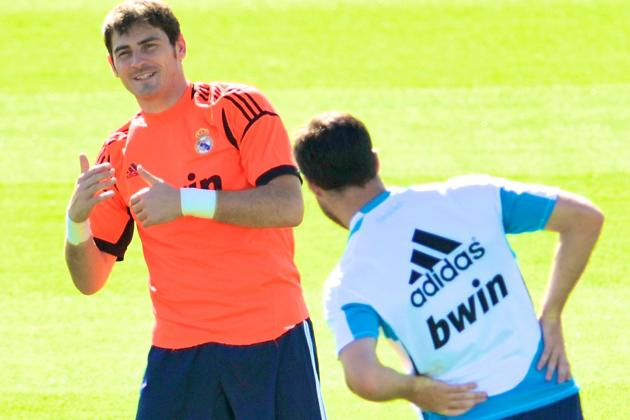 Real Madrid Transfer News: Xabi Alonso and Iker Casillas Futures Clarified