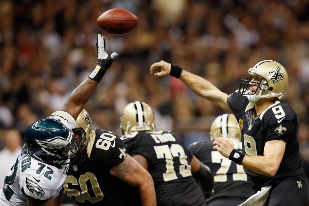 Saints vs. Eagles: Keys to Each Team Containing Opposing Offense