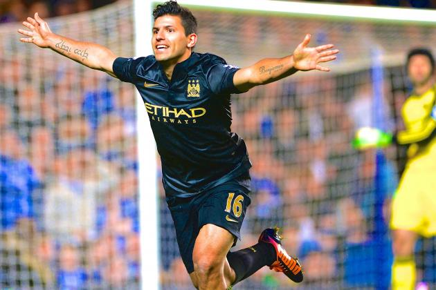 Sergio Aguero Return Can Propel Flying Manchester City to Even Greater Heights