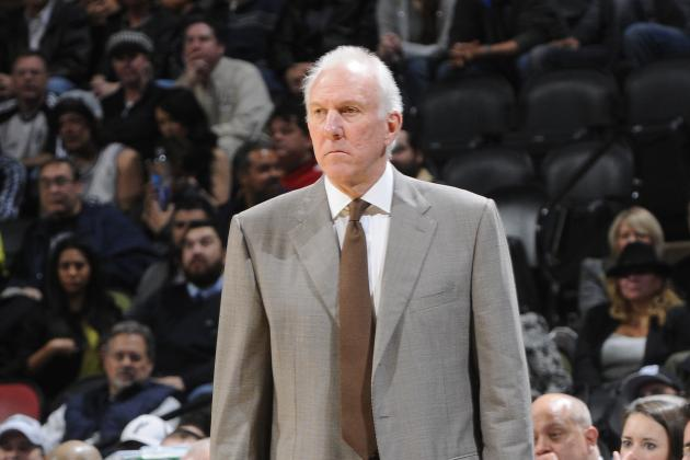 Gregg Popovich Lights into Spurs, Calls Team 'Soft' After Loss to NY Knicks