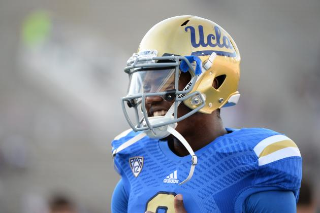 UCLA Football: Would Asiantii Woulard Be Ready to Take the Reins in 2014?