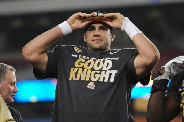 Blake Bortles and Girlfriend Lindsey Duke Are Sports' Hottest Couple in 2014