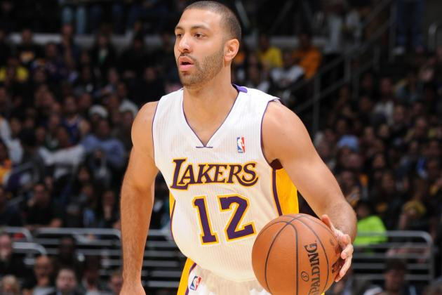 What Kendall Marshall Brings to the Table for LA Lakers