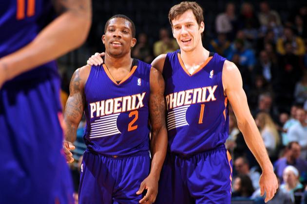 Goran Dragic-Eric Bledsoe Backcourt Can Work Long Term for Phoenix Suns