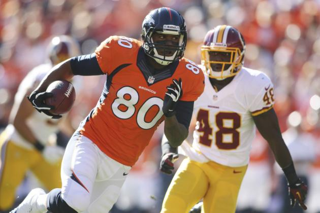 Denver Broncos: Reflecting on the Journey of Julius Thomas