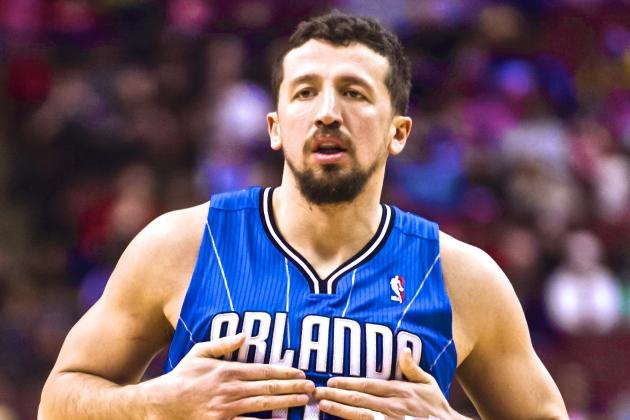 Orlando Magic Waive Hedo Turkoglu, Lakers and Hawks Reportedly Interested