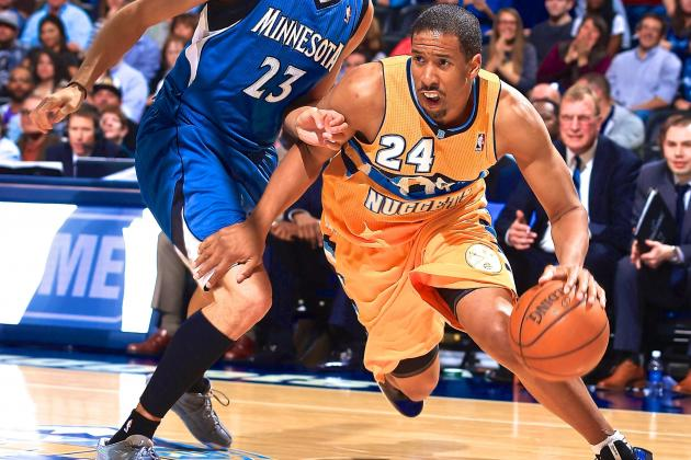 Andre Miller Makes All Kinds of Sense as Golden State Warriors Trade Target