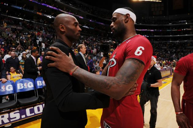 Kobe Bryant's Setback Dispels the Notion of Superhumans in the NBA