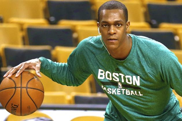 Rajon Rondo: 'I Might Just Pop Up and Play'