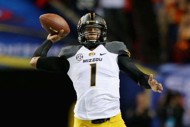 Cotton Bowl 2014: Live Game Grades, Analysis for Missouri Tigers