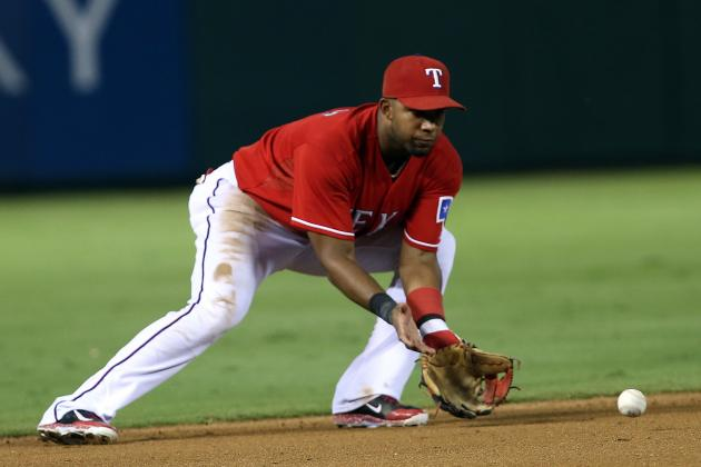 Rangers' Future Question: Should the Team Ever Trade Elvis Andrus?