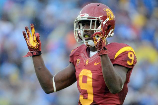USC Football: How Marqise Lee Declaring for NFL Draft Impacts Trojan Offense