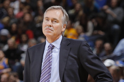 Mike D'Antoni Can't Be Coach of LA Lakers Again Next Year