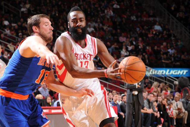 New York Knicks vs. Houston Rockets: Live Score and Analysis