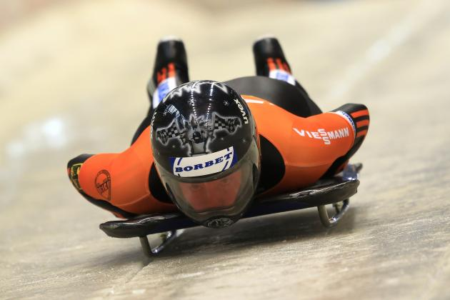 Skeleton World Cup Winterberg 2014: Live Results and Updates