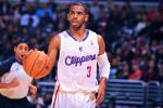 CP3 (Shoulder) Avoids Surgery, Out Up to 6 Weeks