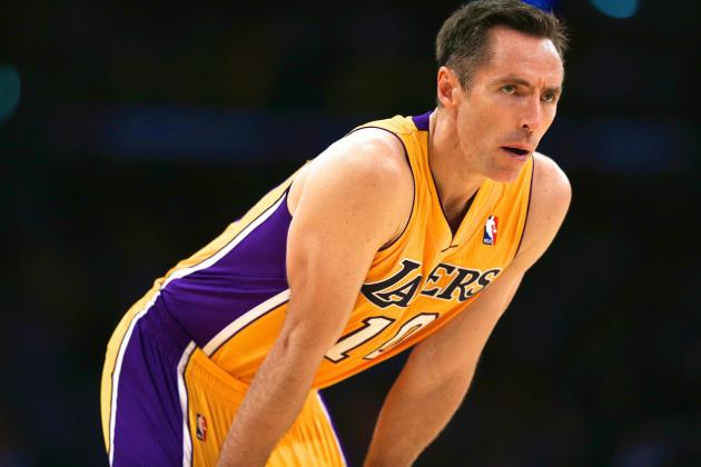 It's Time for Steve Nash to Retire and Call It a Career