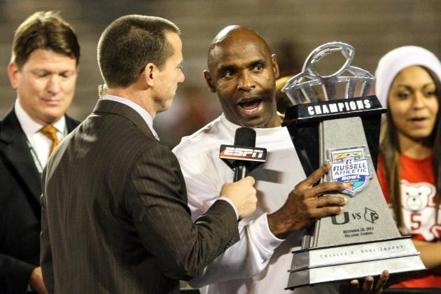 Charlie Strong Rumored to Be the Next Texas Football Head Coach