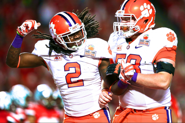 Orange Bowl 2014: Live Score and Highlights for Clemson vs. Ohio State