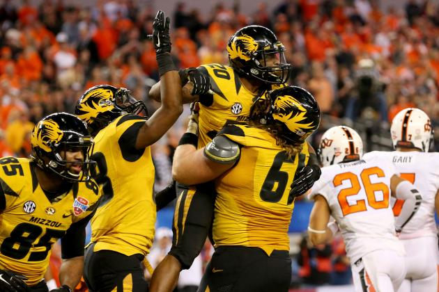 Oklahoma State vs. Missouri: Score, Grades and Analysis from 2014 Cotton Bowl