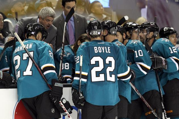 Sharks Generally Pleased at Season's Halfway Point